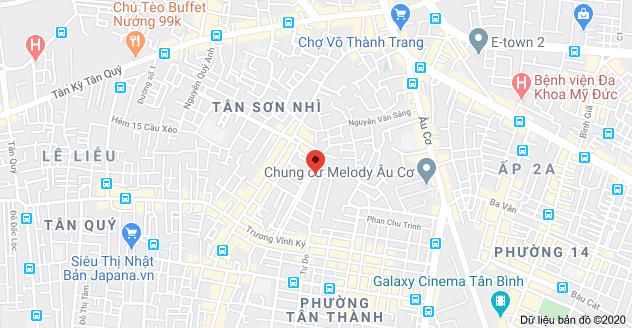 THẾ GIỚI ICT - TRUNG TÂM CHO THUÊ MÁY CHIẾU QUẬN TÂN PHÚ 4/1B, Tân Sơn Nhì, Phường Tân Sơn Nhì, Quận Tân Phú, TPHCM